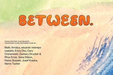 Between. Poster