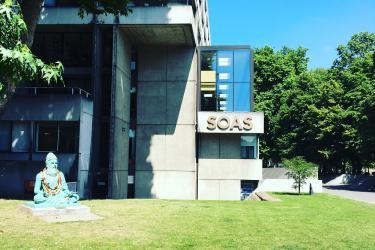 School of Oriental and African Studies, University of London.