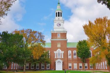 Image of Dartmouth College, Hanover NH