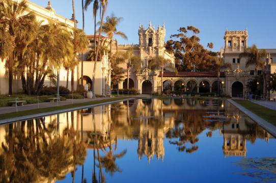 Balboa Park is home to more than 17 museums, Brinker Ferguson continues to work on a vast number of projects.