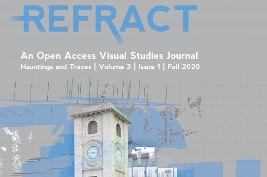 Refract Journal Volume 3 cover