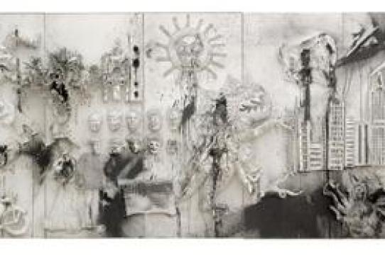 King-Kongby Niki de Sainte Phalle. 1962.