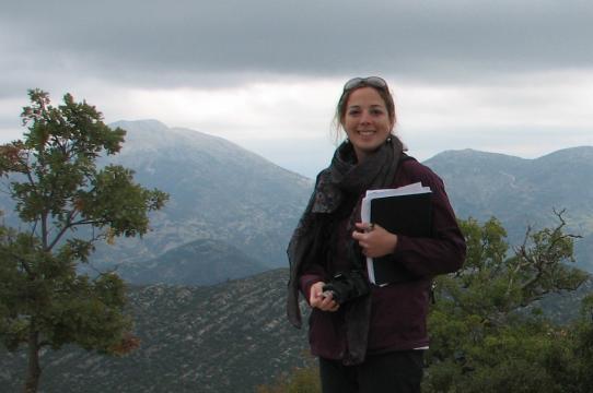 Amanda Reiterman Portrait
