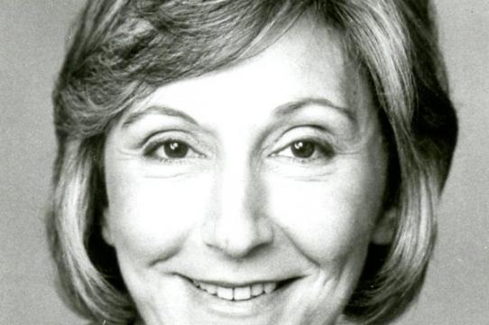Nan Rosenthal in the 1980s