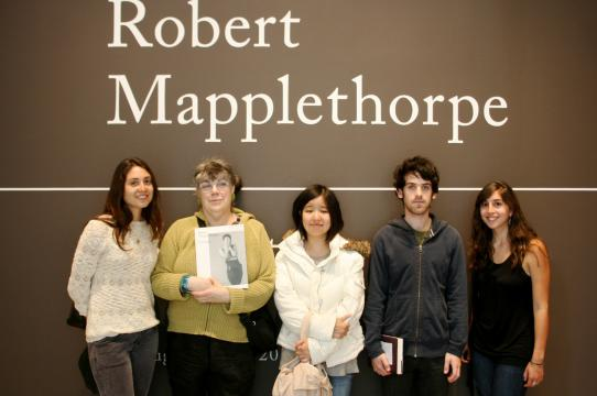 Mapplethorpe show